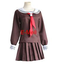 Anime Cosplay Kuronuma Aina Japonés traje de uniformes Escolares uniformes escolares Traje de Halloween