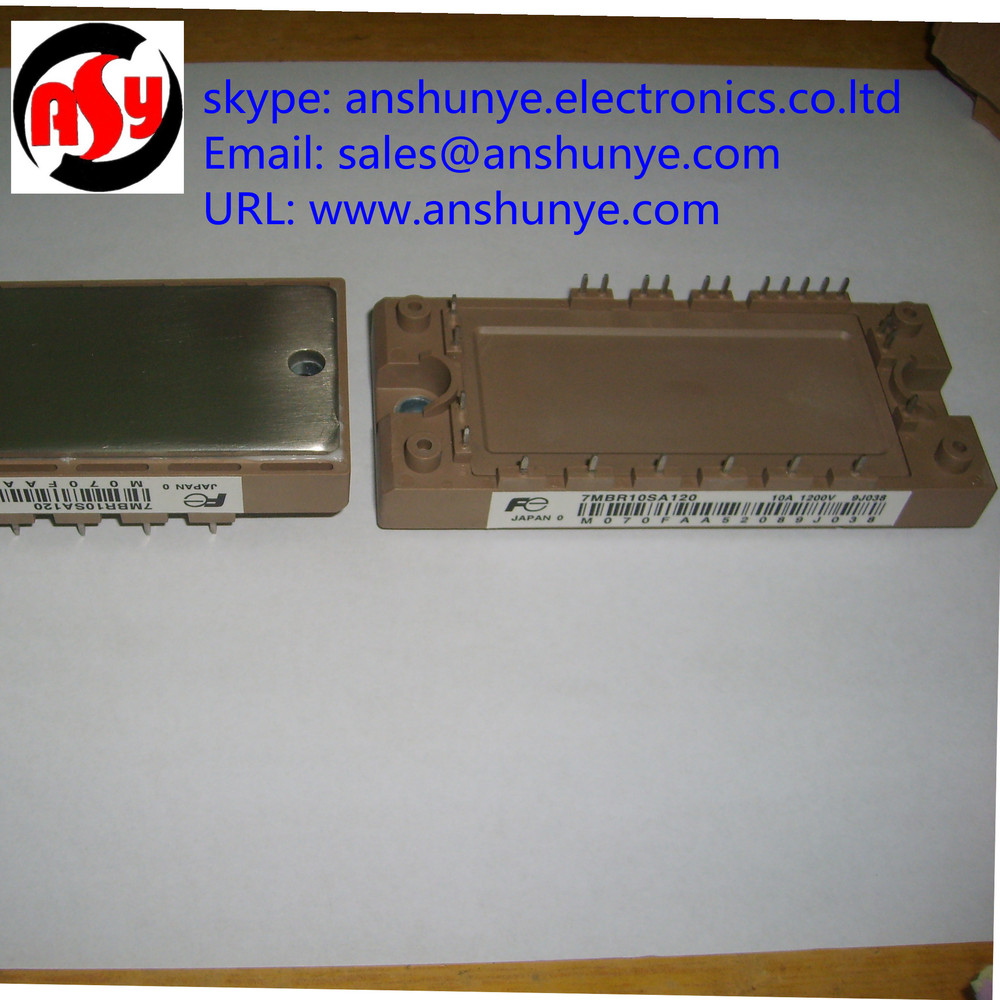 7MBR10SA120F-01   IGBT  modules fp75r12kt4 fp100r12kt4 7mbr75vn120 50 genuine 100% igbt modules