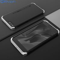 Ollivan Case For Xiaomi Mi Note 3 Case Aluminum Metal Frame Hard PC Back Cover Mi