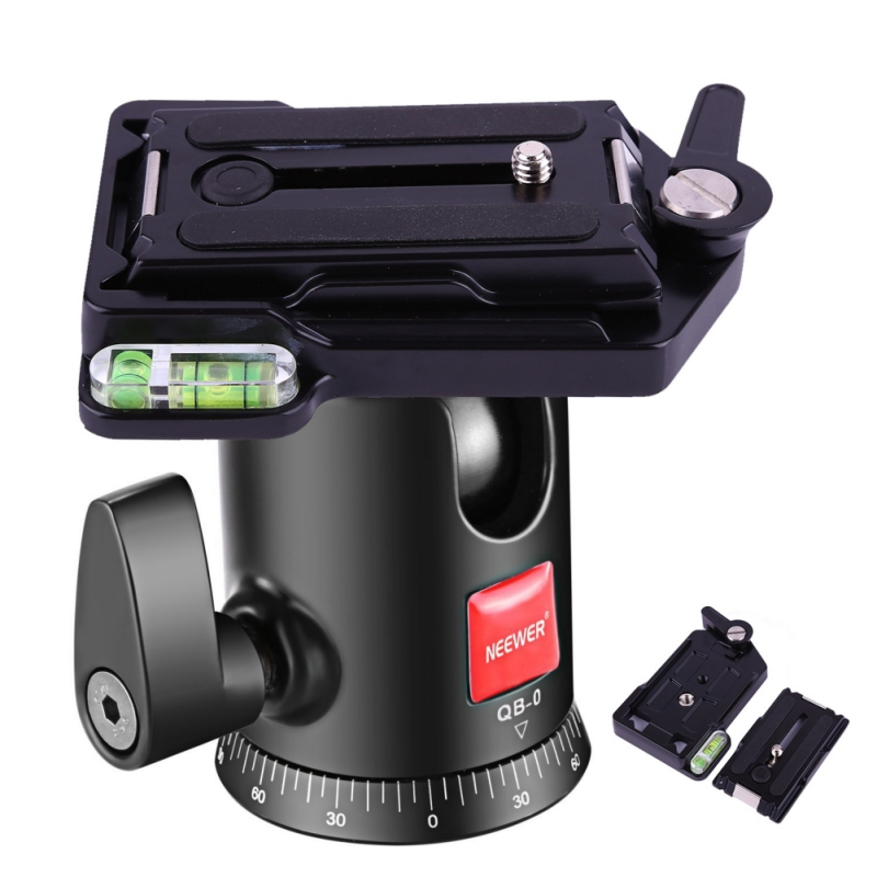 Professional Quick Release Plate Adapter Aluminum Alloy QR Plate for Tripod Stabilizer 110*70*19mm
