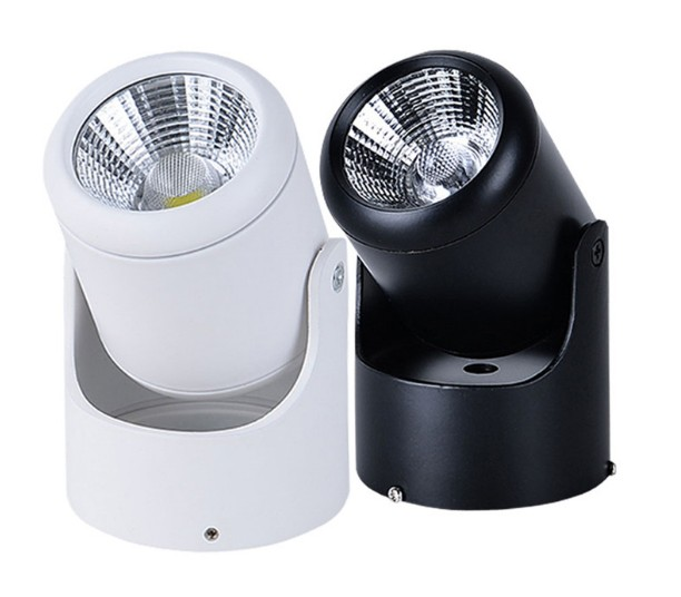 Led Spotlight Limited 2017 New Design Lights10w Spot 4pcs/lot Surface Down Light With 600-1200lm Lumen Lights,free Shipping