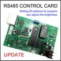 Основной Карты Управления, Связи Rs485, светодиодный Цифровой Numbres Модуль, можно Настроить Яркость, настройка Id Адреса Для Перемычек