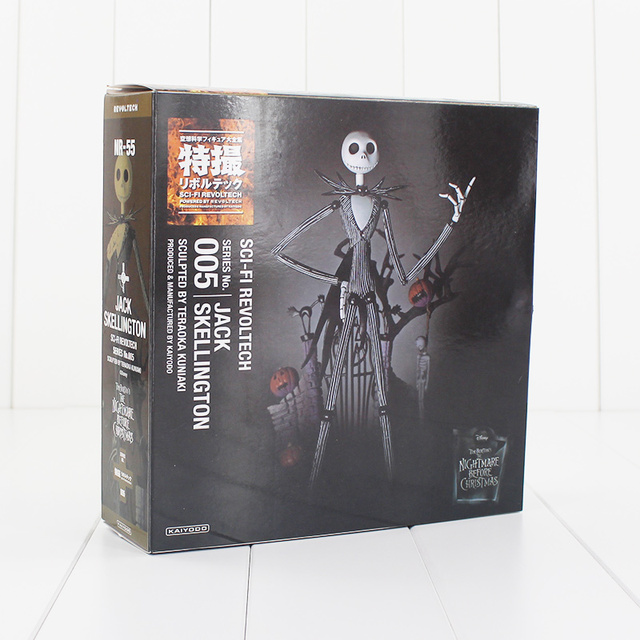 Aliexpress.com : Buy Great SCI FI Revoltech 005 Jack Skellington PVC Action Figure Collectible Model Toy from Reliable model toy suppliers on Emgrand Technology Co., Ltd. - 웹