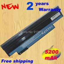 Аккумулятор 5200 мАч для ноутбука acer Aspire One D255 D260, Аккумулятор для ноутбука AL10A31 AL10B31 AL10BW AL10G31