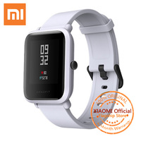 Xiaomi Amazfit Bip Smart Watch English Version Huami Amazfit Bip Pace Lite GPS Smartwatch 45 Days