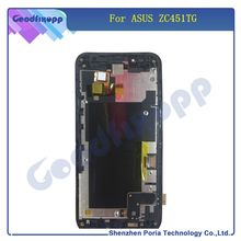Mobile Phone LCDs For Asus ZC451TG LCD D