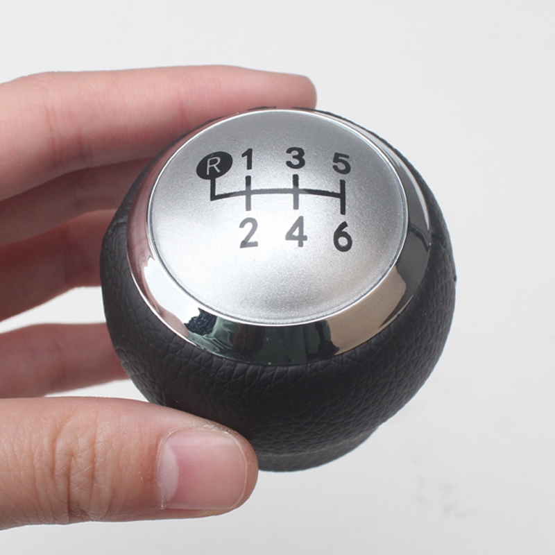 Gear Shift Knob For Toyota Corolla 1 8MT 2007 2008 2013 Car Shifter Knob For Toyota RAV4 AVENSIS YARIS D4D URBAN 6 Speed in Gear Shift Collars from Automobiles Motorcycles