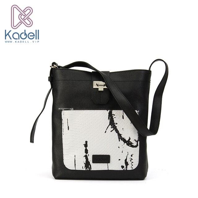 Kadell известных брендов Для женщин Курьерские Сумки Роскошные Сумки Для женщин Сумки дизайнер вертикальной крокодил Для женщин сумка женская элегантная сумка