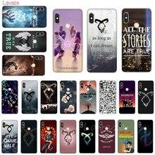 Lavaza shadowhunters Hard Phone Cover for Xiaomi Mi 8 A2 Lite 9 SE A1 Max 3 F1 Redmi 7 Go Case
