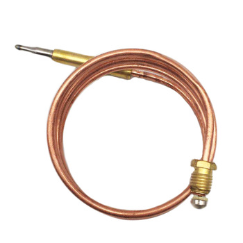 900mm Gas Water Heater Thermocouple Tail Thread M8x1 Card Slot Thermocouple 10pcs lot m8x1 head length 600mm and nuts 8mm universal thermocouple for gas water heater 600mm