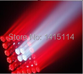 dmx moving head light 25pcs*10w RGBW led matrix moving head wash light led blinders