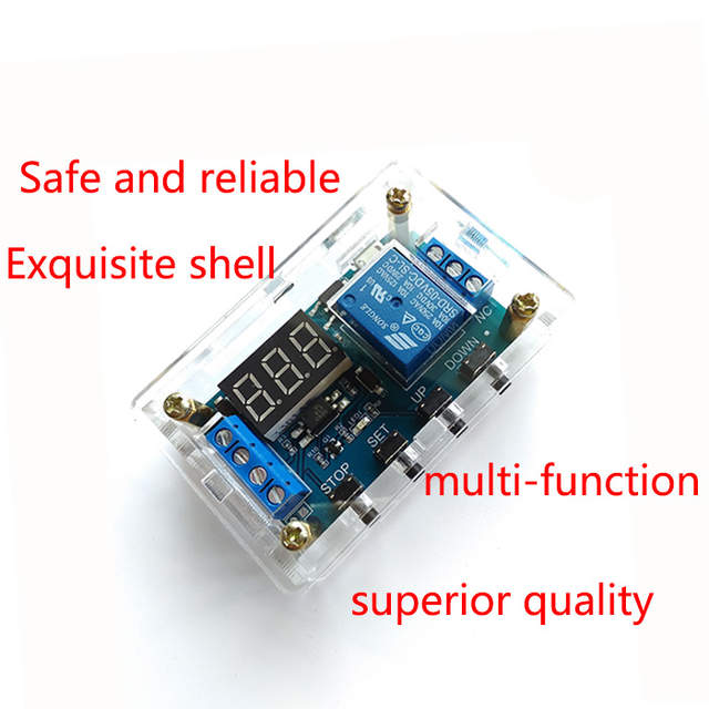 online shop integrated circuit module relay module, delay off, offplaceholder integrated circuit module relay module, delay off, off, trigger delay, cycle timing