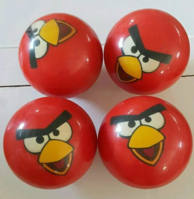 14lbs glowing cartoon bird professional font b bowling b font balls