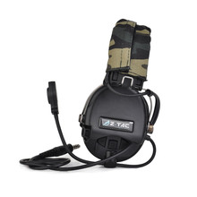 Hunting font b Headset b font Tactical Headphone Airsoft Camouflage Military Standard font b Headset b