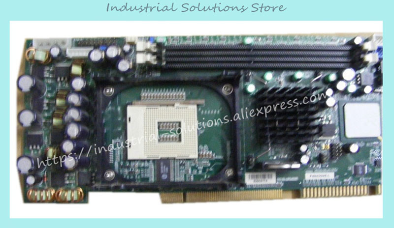 где купить  Packaging 845GV l CPU Long Card Qdi Industrial Motherboard 100% tested perfect quality  дешево