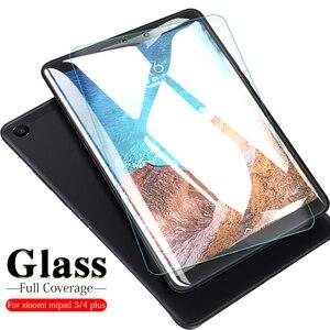 Протектор экрана планшета для Xiaomi Mi Pad 4 закаленное стекло для Xiaomi MiPad 3 4 plus mipad4 10,1