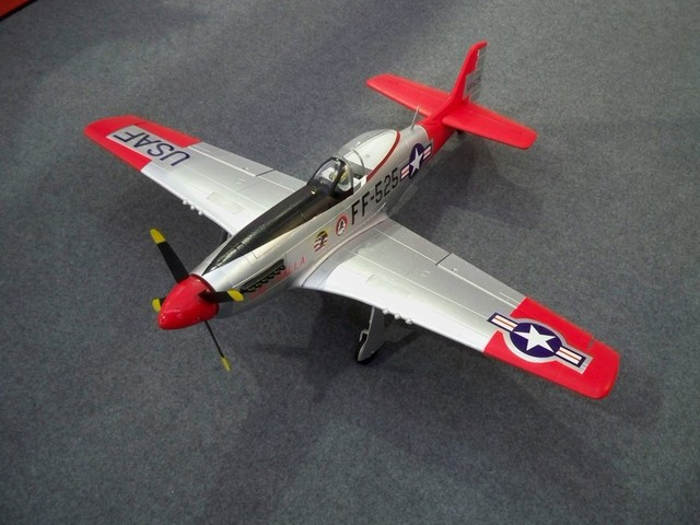 P 51 Mustang Red Tail Fighter Bomber Epo Airplane Model Rc Aircraft Kit Unique Rc Model Warbird P51 With 1200mm Wingspan In Rc Airplanes From Toys