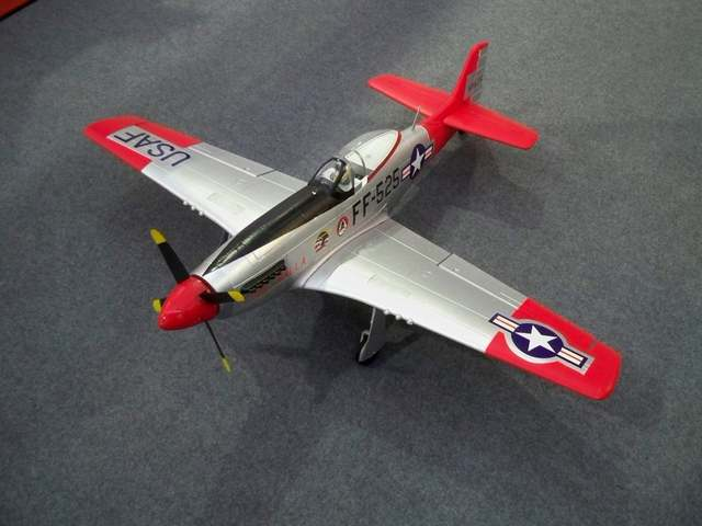 US $149 0  P 51 Mustang Red Tail Fighter/Bomber EPO airplane model RC  aircraft KIT Unique rc model Warbird P51 with 1200mm Wingspan-in RC  Airplanes