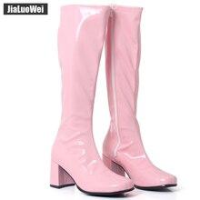 Shoes Toe Jialuowei 7cm