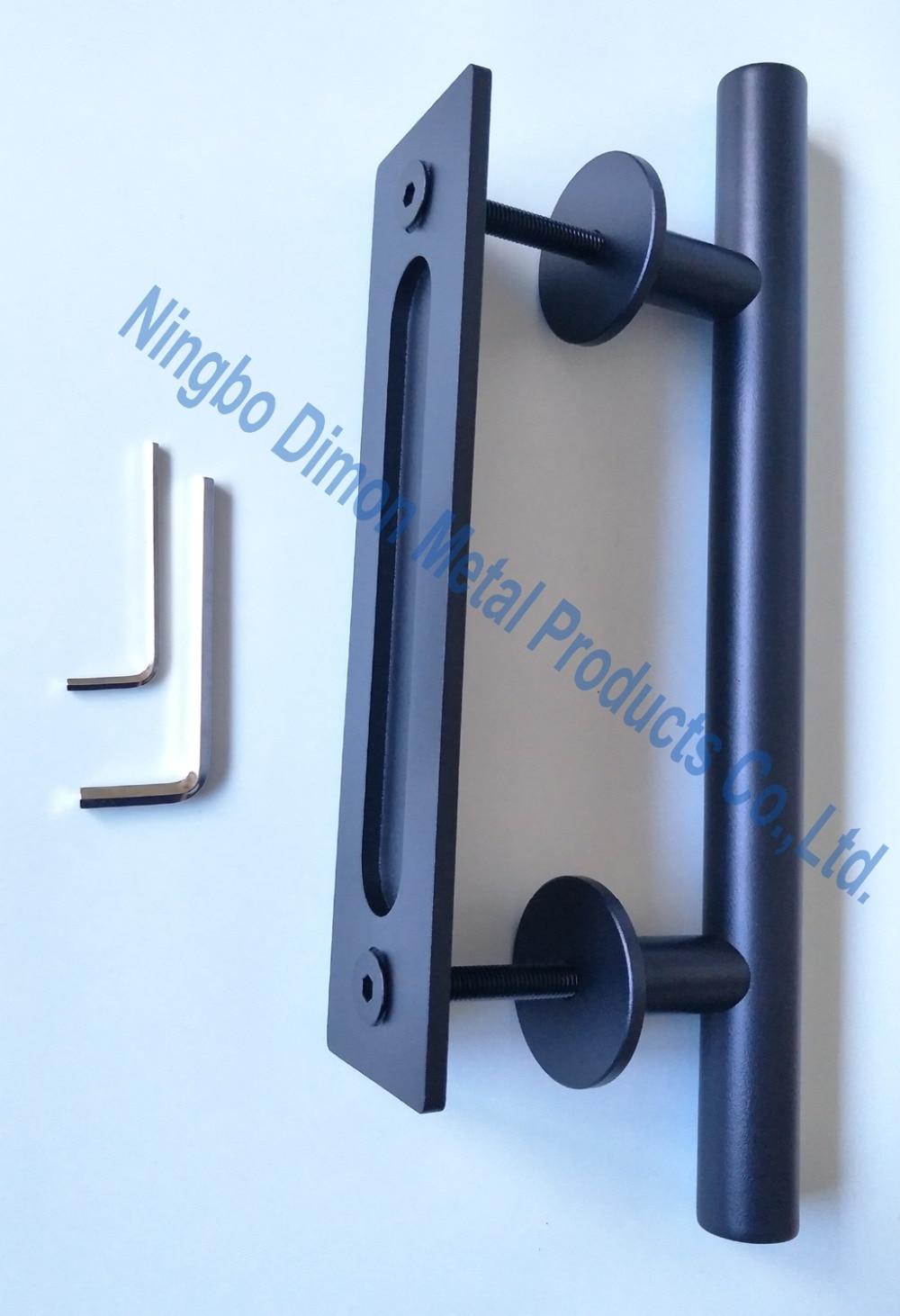 Dimon Stainless Steel Door Handle Wood Sliding Door Handle America