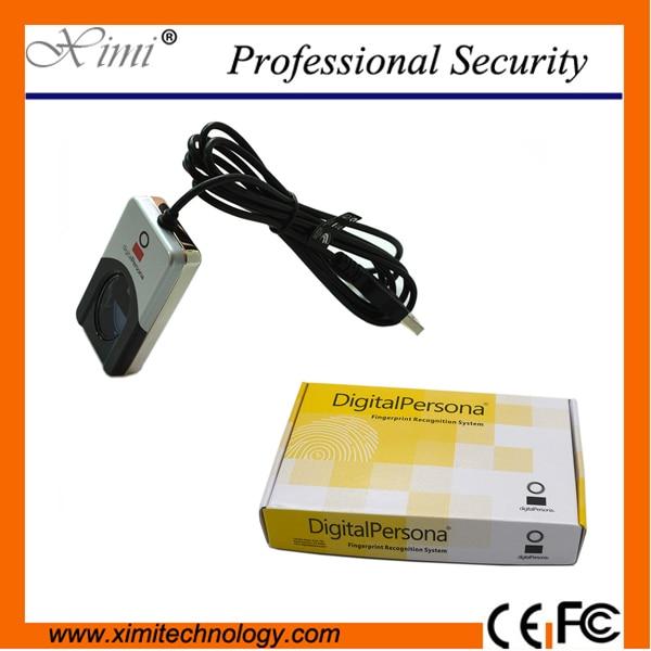 Personal Digital Original U are U 4500 Biometric Fingerprint Scanner With Free SDK USB Fingerprint Sensor Fingerprint Reader