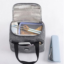 Apidputent водонепроницаемые Изолированные сумки для обедов, необходимые сумки для пикника, унисекс, Термосумка, аксессуары для еды