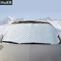 Snow Car Covers For Almost Of All SUV And Ordinary Car Front Windshield Window Foils Car