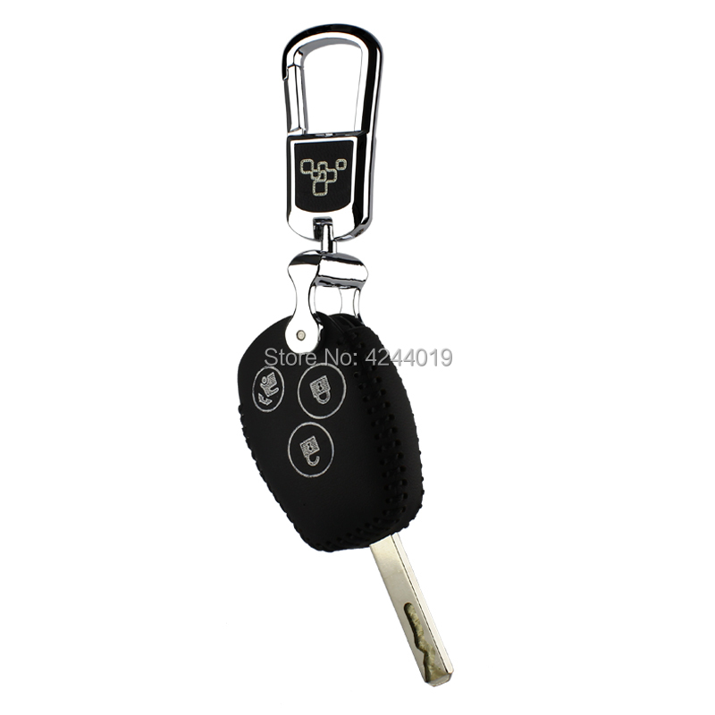 LUCKEASY Car Keychain Keyring Key Bag Key Fob Central Key Cover For Mercedes Benz Smart Fortwo Smart Forfour 2015 2016 in Key Case for Car from Automobiles Motorcycles