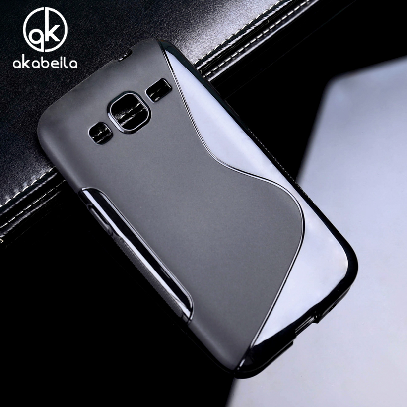 AKABEILA Silicon Covers Cases For <font><b>Samsung</b></font> <font><b>Galaxy</b></font> <font><b>Core</b></font> <font><b>Prime</b></font> G361 Win 2 Duos TV G360BT G360F <font><b>G360H</b></font> G360T G360G G360 G3606 Bag image