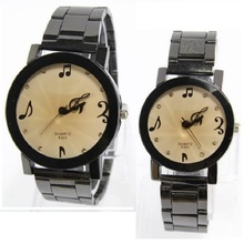 Music Note Stainless Style Watch