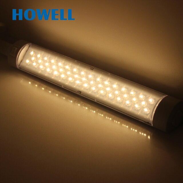 I00301 Howell 2.7W LED Strip Lighting Bright PC VDE AC Plug Under Cabinet  Kitchen Night