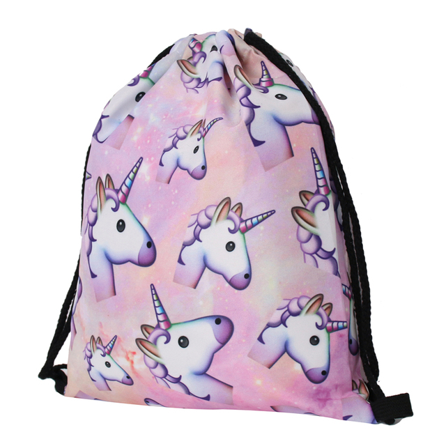 New Fullprinting Women Backpack with Lovely Pattern