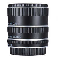 Auto Focus Macro Extension Tube 13/21/31MM für Canon Kamera EF EF-S Objektiv