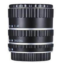 Auto Focus Macro Extension Tube 13/21/31MM für Canon Kamera EF EF S Objektiv