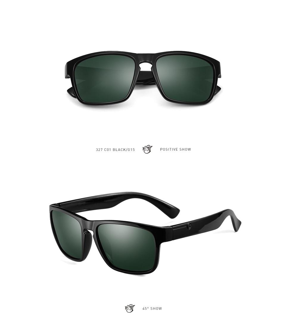 13d69751eaf POLARKING Brand Polarized Sunglasses For Men Plastic Oculos De Sol ...