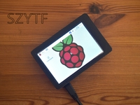 Raspberry PI 3 B 3 5 Inch Display Shell System Memory Handheld Computer One Machine Programming