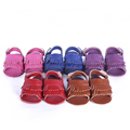 Genuine leather Baby Moccasins Tassel Baby Shoes Chaussure newborn Baby boys girls shoes Suede First Walkers