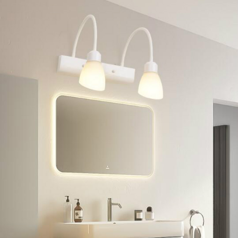 Creative Personality Hose Modern Mirror Cabinet Lamp Washbasin Bathroom Vanity Mirror Cabinet Special Mirror Light Wf4191704 Wall Lamps Aliexpress