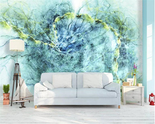 Beibehang Custom wallpaper mural wallpaper Nordic abstract gold lines swirl marble living room wall papel de parede 3d wallpaper цена