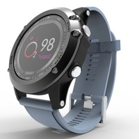 T2 Three Anti Motion Smart Watch Color Screen Ip68 Deep Waterproof Multi Movement Mode Continuous Heart Rate Monitoring
