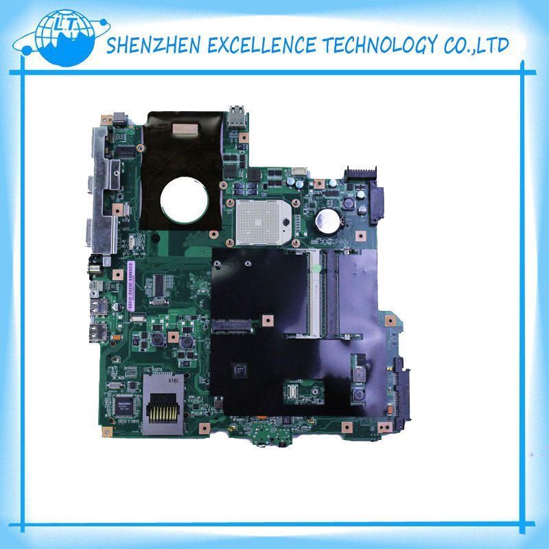 ФОТО 100% Original Non-integrated Laptop motherboard F3U for asus free shipping
