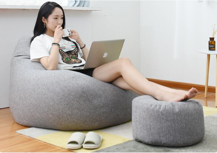Beanbag Gamer Chair Adult Gaming Bean Bag Jumbo Cord Game Seat Chair Multiple Colors Available Comfort For Kids And Adult