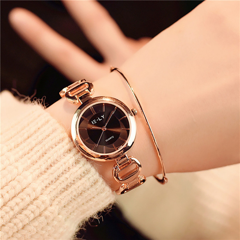 Fashion Small Dial Delicate Watch Women Watches Business Women's Watches Ladies Watch Clock Kol Saati Reloj Mujer Gift 2018 #C