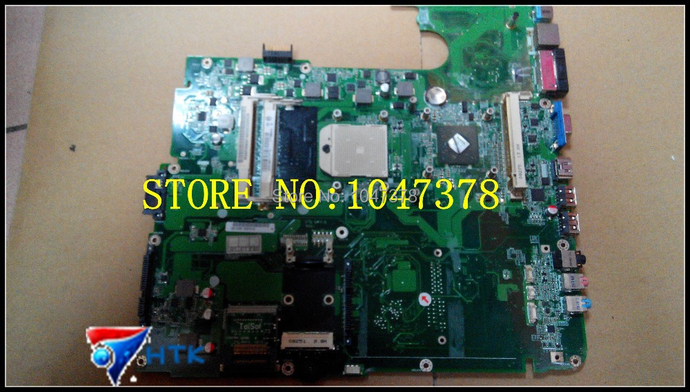 Wholesale non-integrated motherboard for Acer 7230 / 7530 mainboard MBARH06001 MB.ARH06.001 DA0ZY5MB6E0 100% Work Perfect wholesale 6050a2341701 laptop motherboard for acer travelmate 8732hm55 non integrated mbbap30702 100