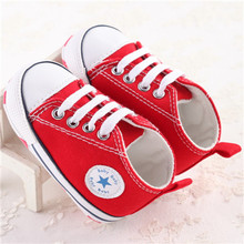 Canvas Babies Shoes