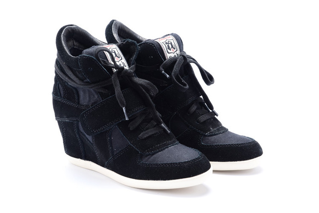 amp;america Top 35~39women Stripes Wedge High Europe free Sneakers Sneakers Shoes New Heel Us79 In 9ash Pumps Shoes size Shipping From popular Women's roWQdxeCB
