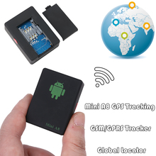 Mini Car GPS Locator Real Time Tracker GSM/ GPRS/GPS Network Tracker GSM Listening Device with Voice Activated Adapter