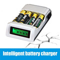 Smart Intelligent LCD Battery Charger C905W Display with 4 Slots For AA / AAA NiCd NiMh battery