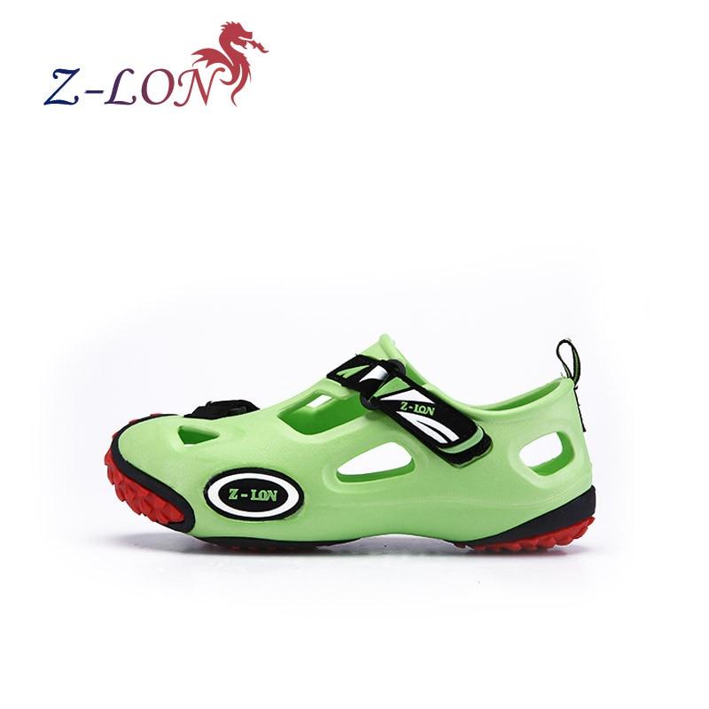 Buty do wody Aqua Pantofle dla dzieci na plaży Sandały na zewnątrz - Obuwie dziecięce - Zdjęcie 2