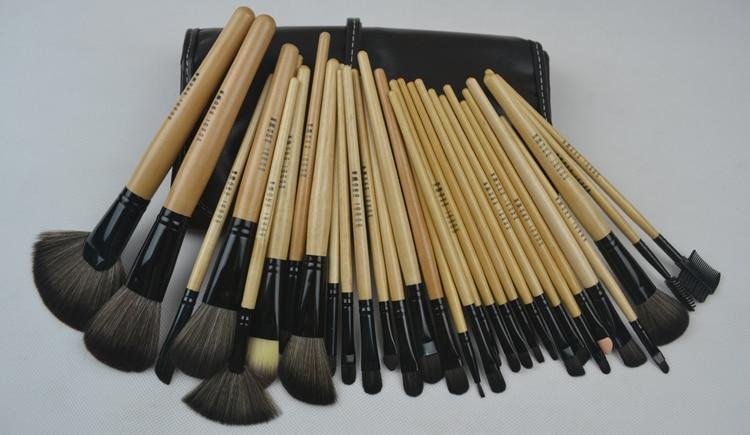 bobbi brown brushes price. top grade professional 32/pcs makeup brush set tools make up toiletry kit bobbi pincel maleta brown-in brushes \u0026 from beauty brown price